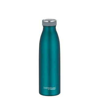 TC Isolierflasche Edelstahl 0,50 Thermocafe grün