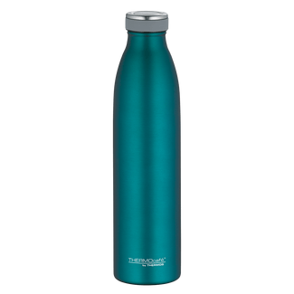 TC Isolierflasche Edelstahl 0,75 Thermocafe grün